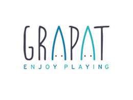 Logotipo de Grapat