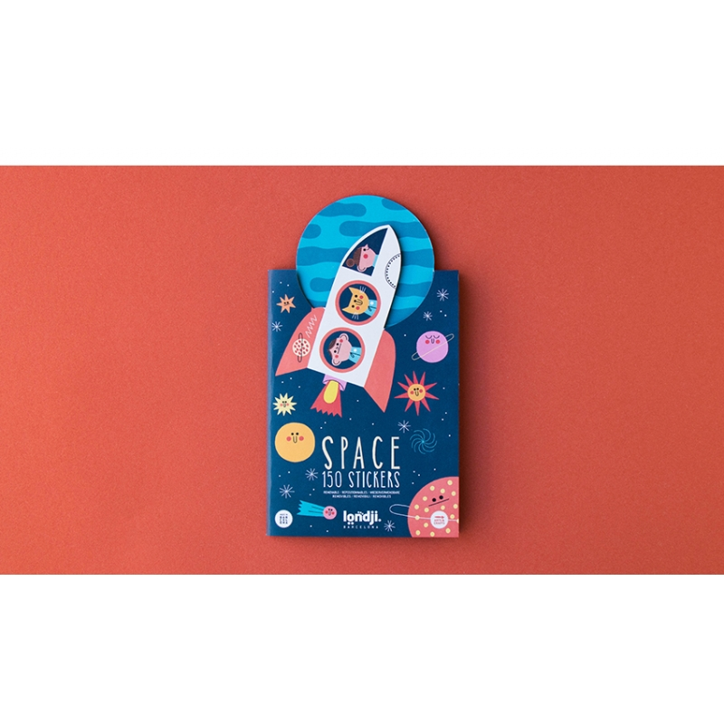 Img Galeria Space stickers