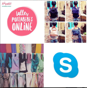 Taller Portabebés online