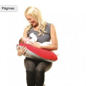 Imagen de COJIN LACTANCIA - Compact Nursing Pillow