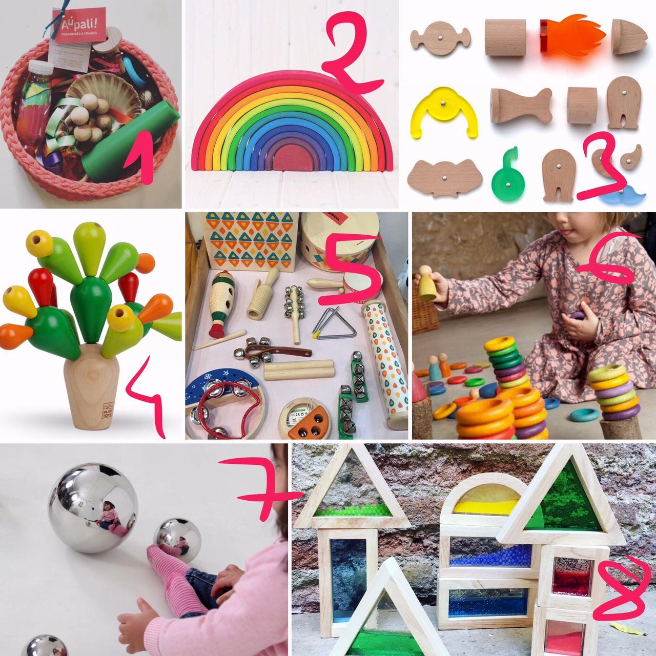 Juguetes Montessori Y Waldorf Barcelona