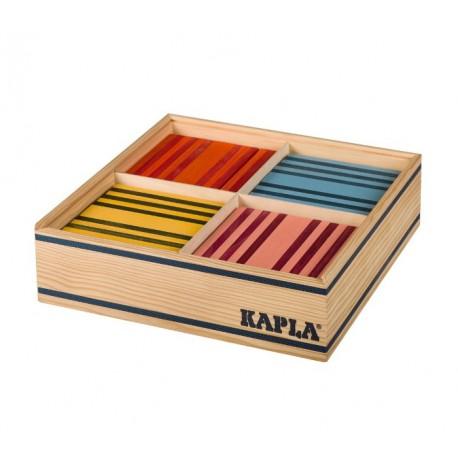 Imagen de Kapla 100 piezas octocolor