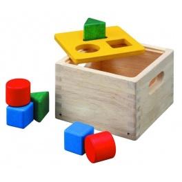Imagen de Caja para encajar formas
