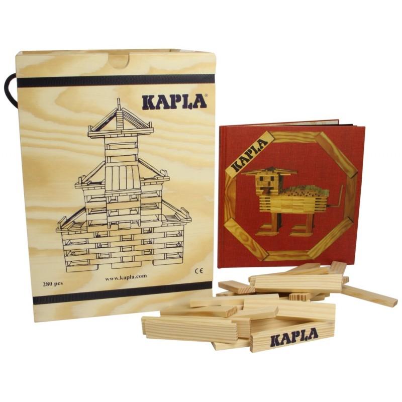 Imagen de Kapla 280 piezas + libro