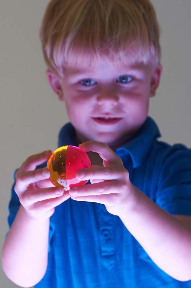 Imagen de Semiesferas de percepción