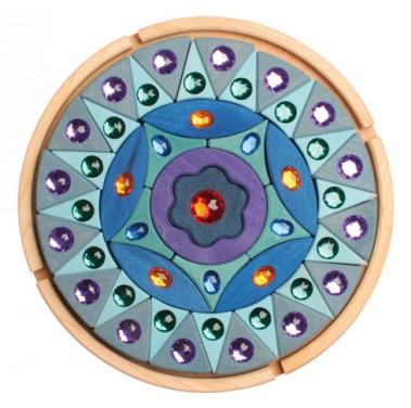 Imagen de Mandala de madera (Sparkling)