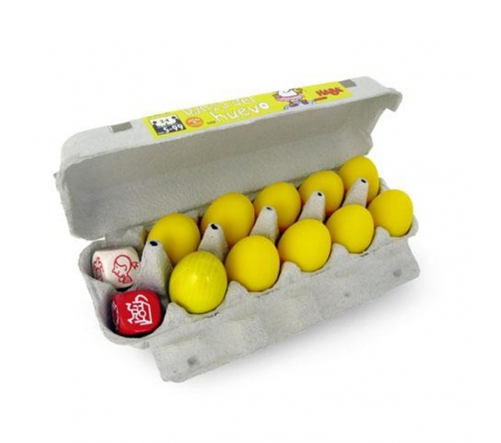 Imagen de Danza del huevo