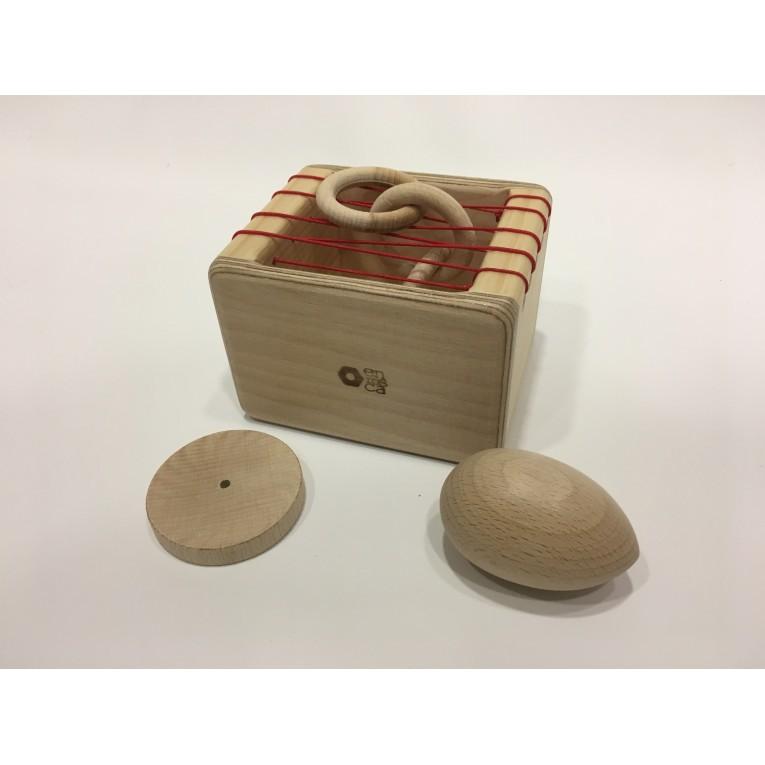 Imagen de Caja con gomas