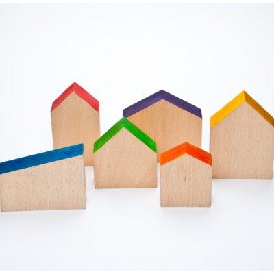 casitas-arco-iris