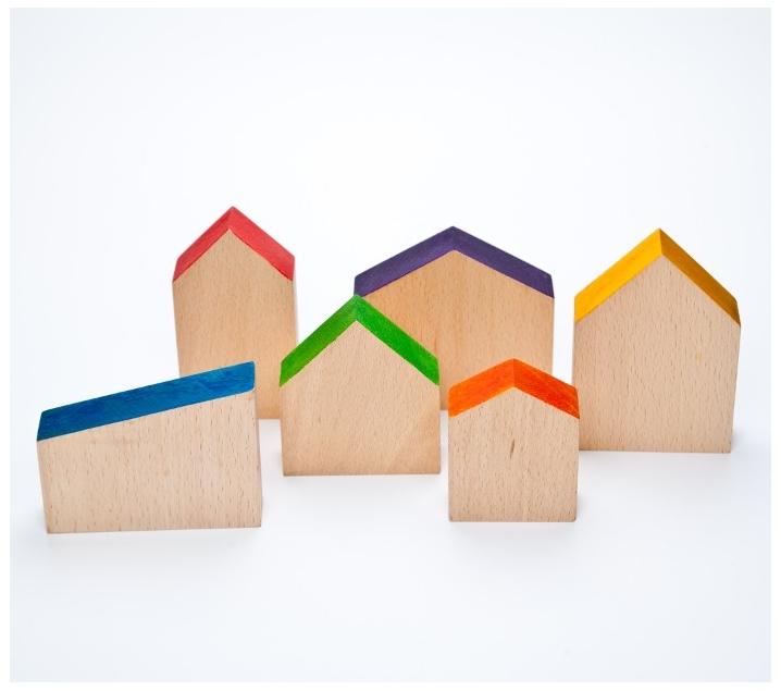 Imagen de Casitas de madera - Grapat