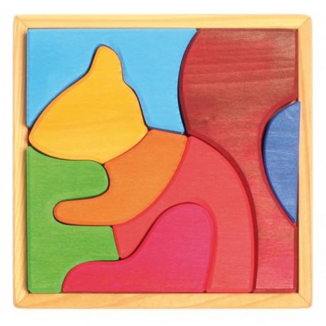 Img Galeria Puzzle ardilla Grimm's