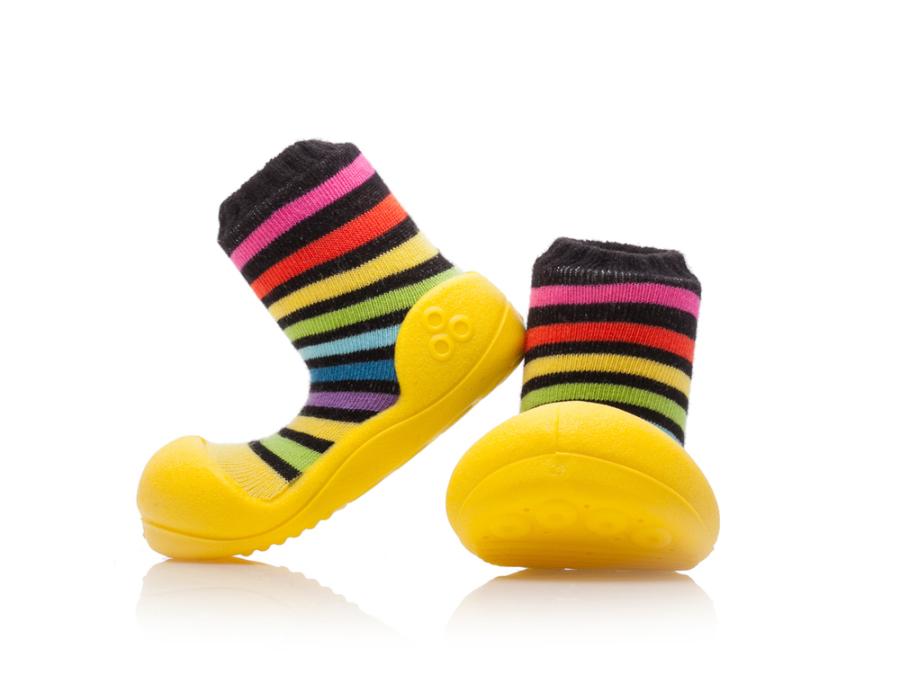 Imagen de Attipas rainbow amarillo