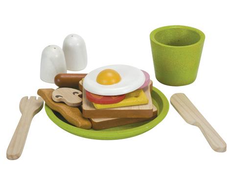 Imagen de Menú de desayuno
