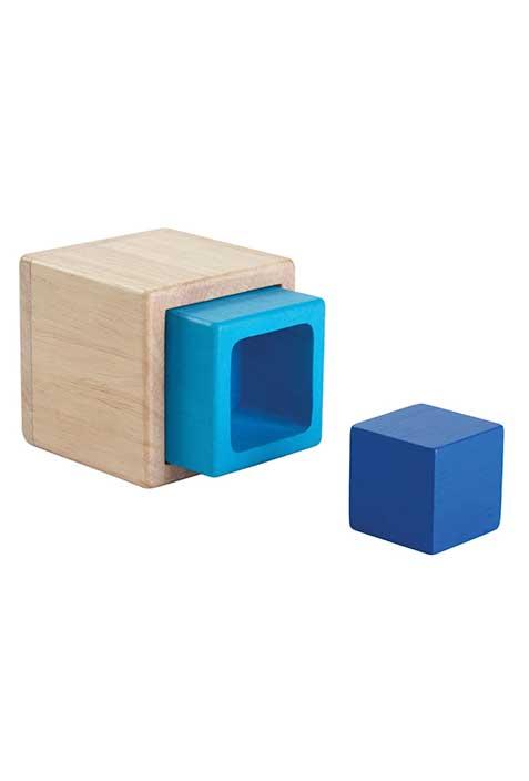 Imagen de Cubos apilables y encajables