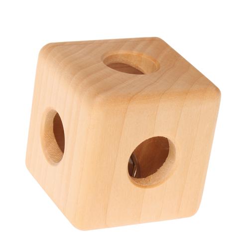Imagen de Cubo con cascabel