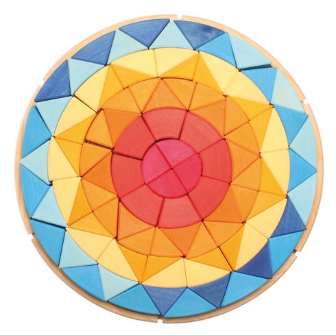 Imagen de Puzzle solar creativo
