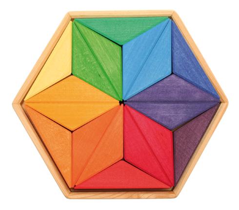 Imagen de Puzzle estrella complementaria