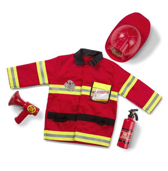 Imagen de Disfraz de bombera/o