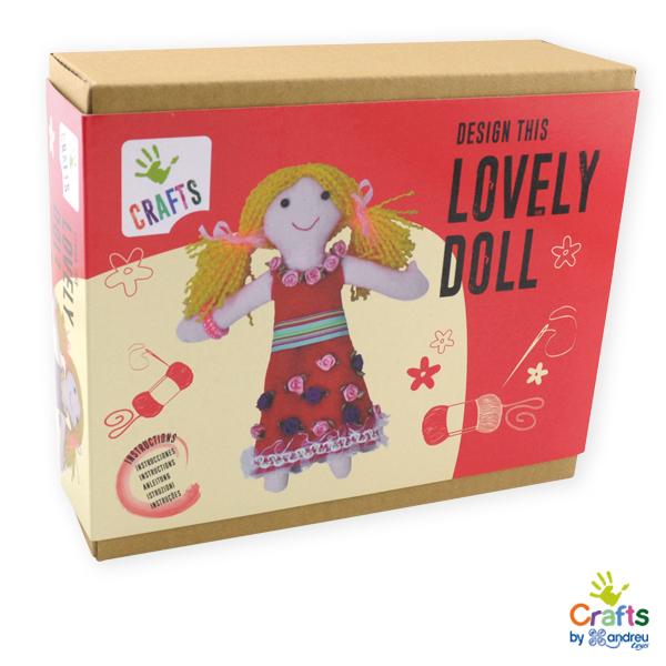 Imagen de Diseña tu muñeca