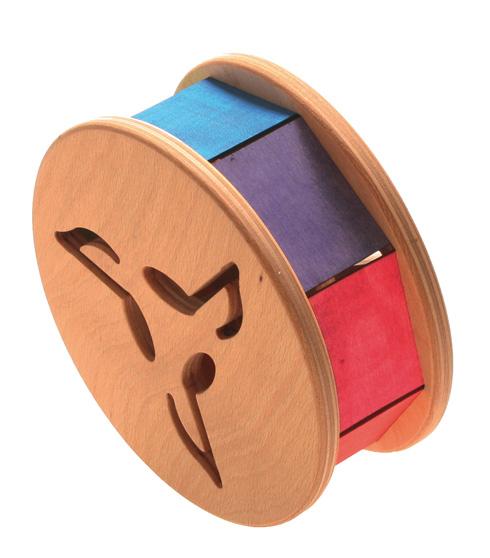 Img Galeria Rodari de sonido y color de Grimm's