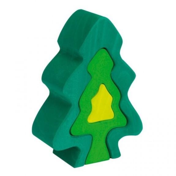 Img Galeria Puzzle abeto 6 piezas