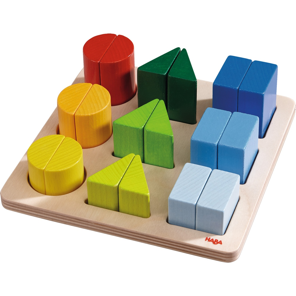 Imagen de Juego de clasificación La magia de los colores