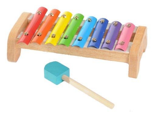 Imagen de Xilófono de madera de colores