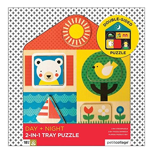 Imagen de Puzzle Dos en Uno bandeja