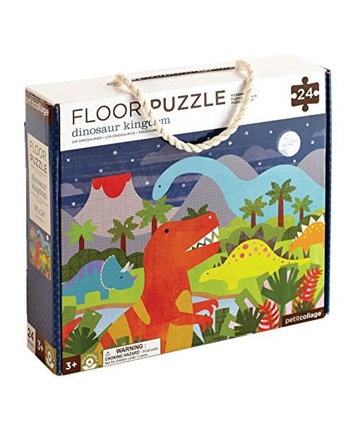 Img Galeria Puzzle Gigante El Reino de los Dinosaurios