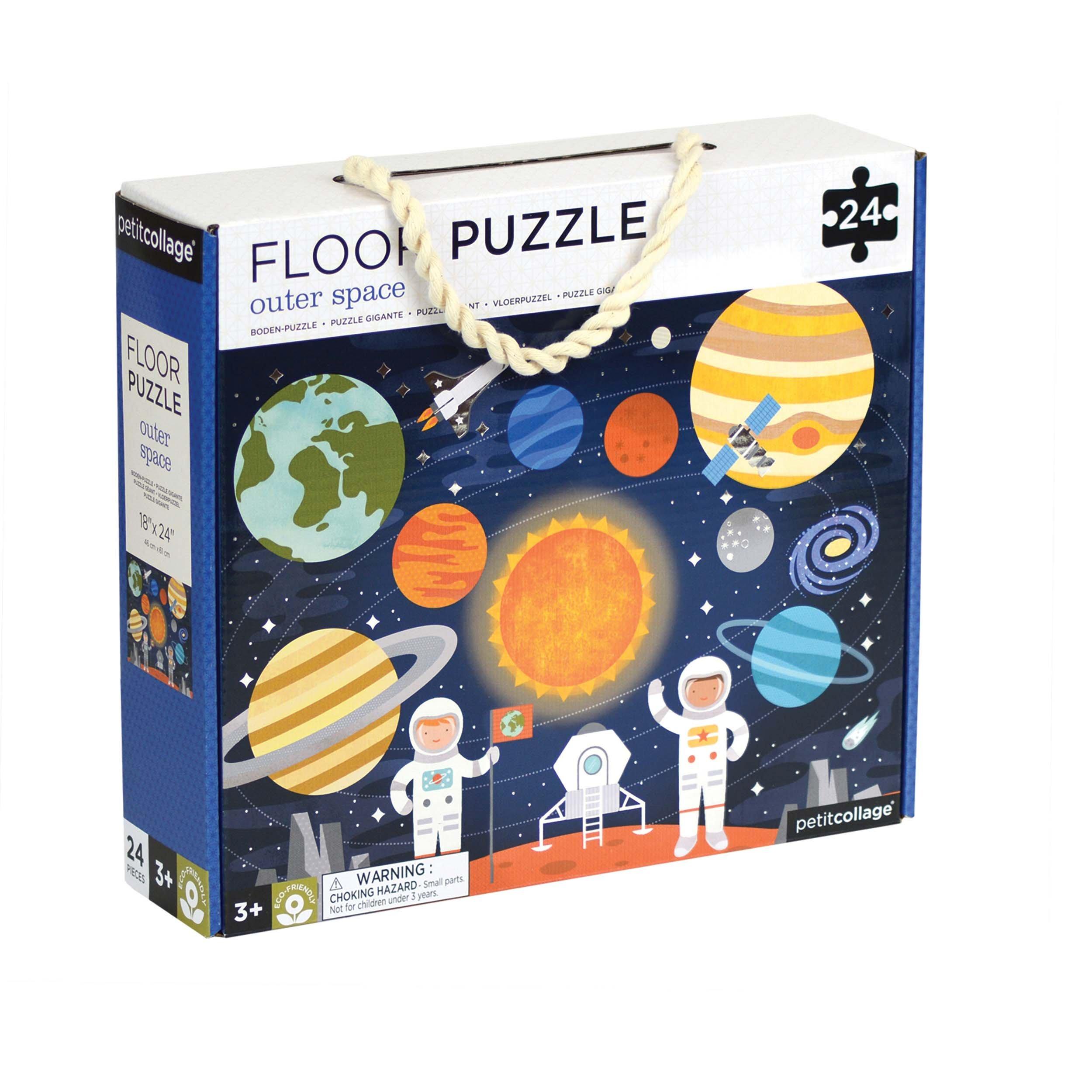 Imagen de Puzzle Gigante El Espacio