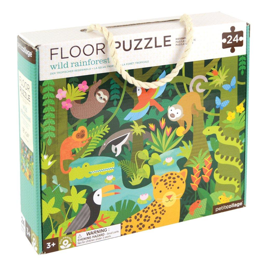 Imagen de Puzzle Gigante La Selva
