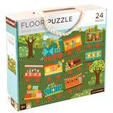 Img Galeria Puzzle Gigante Contamos en el tren
