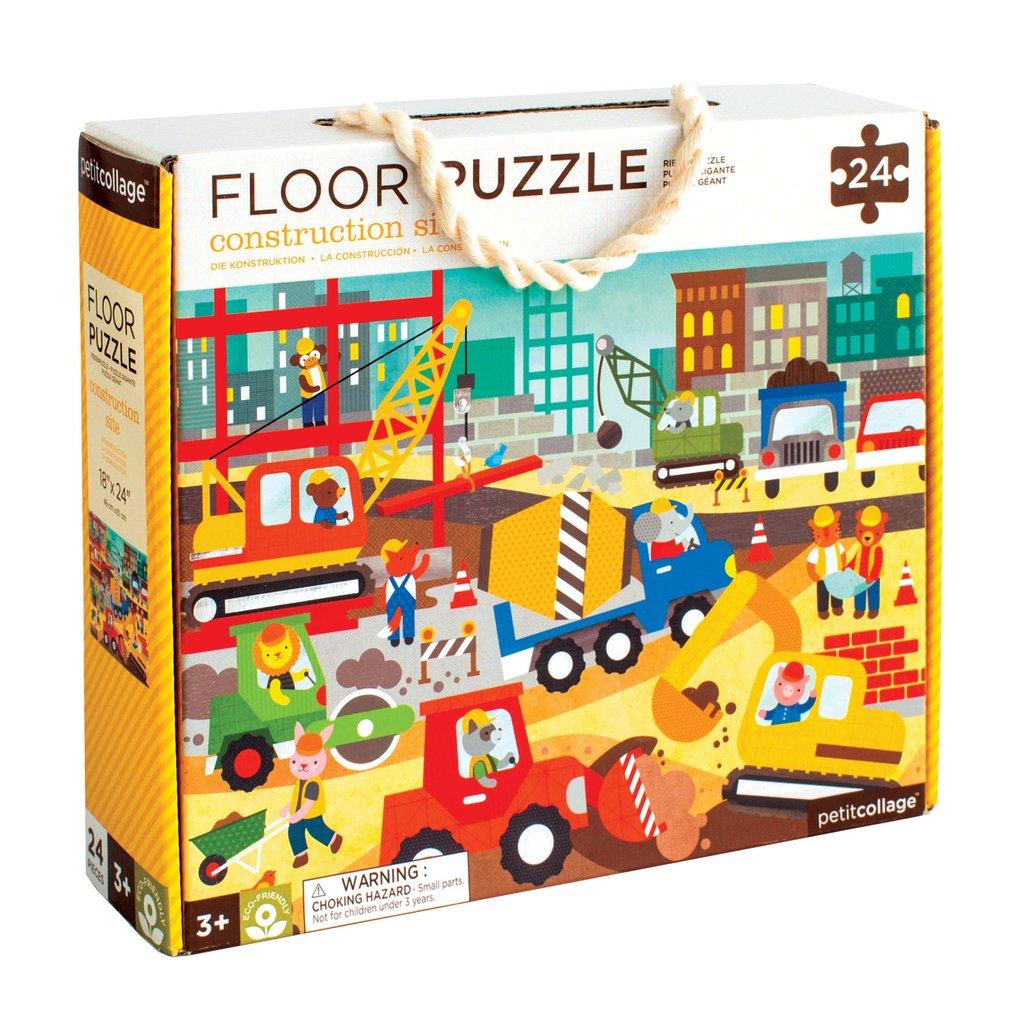 Imagen de Puzzle Gigante Construcción
