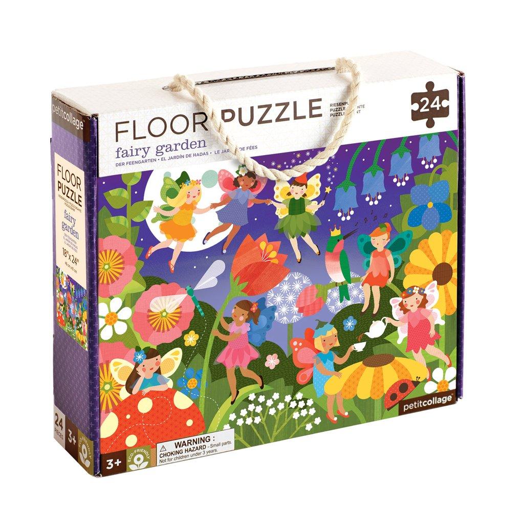 Imagen de Puzzle Gigante El Jardín de Hadas