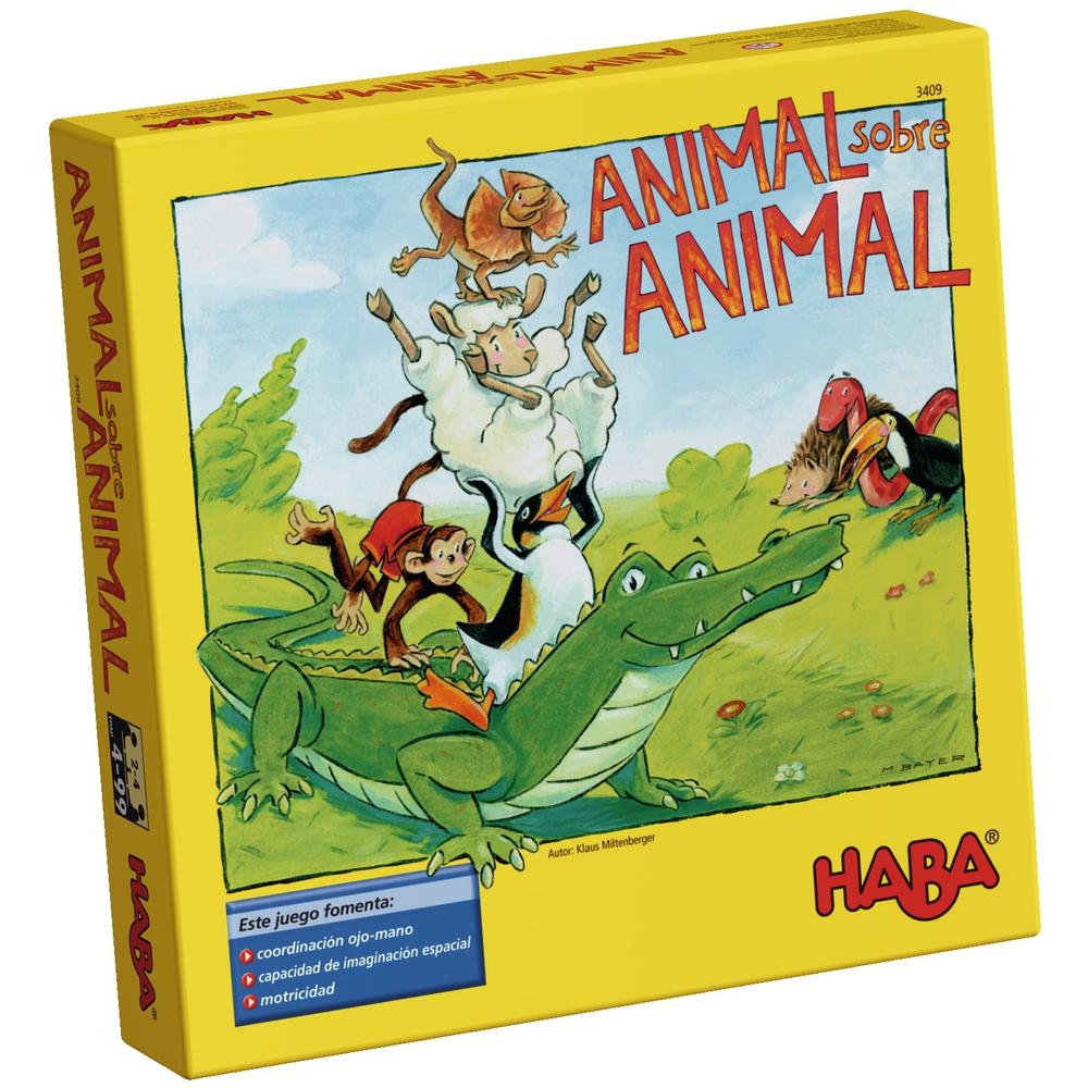Imagen de Animal sobre Animal HABA