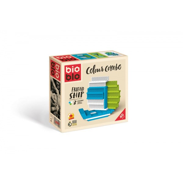 Imagen de Colour combo BIO BLO (40 piezas)