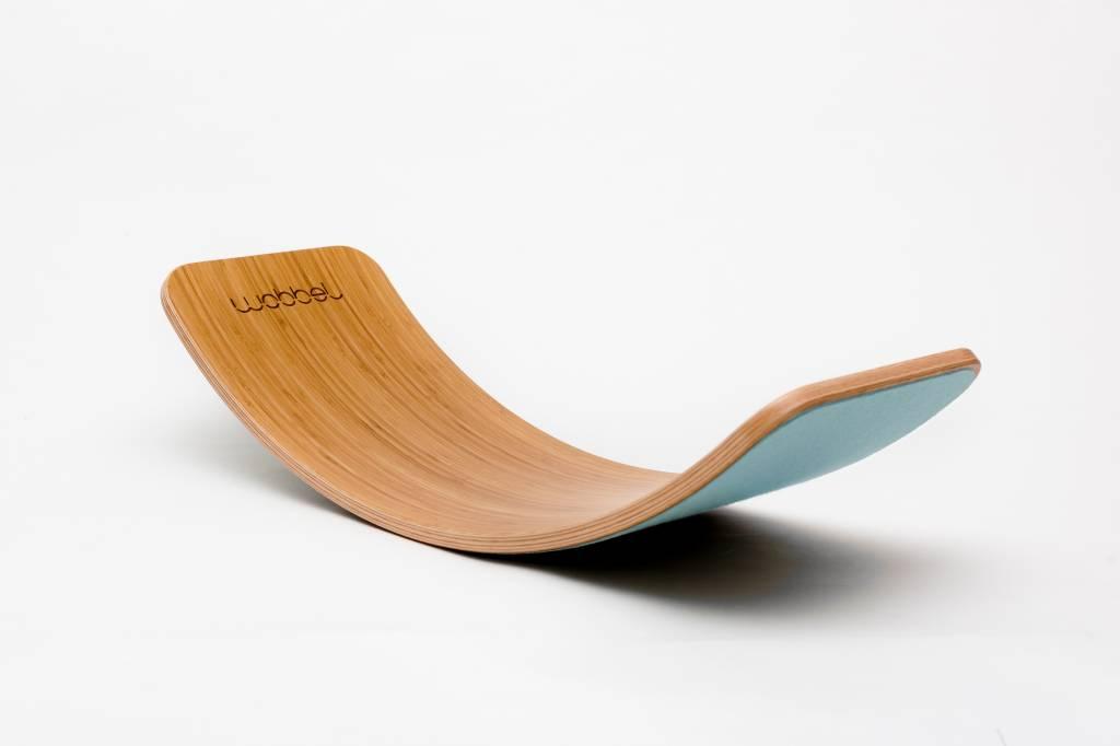 Img Galeria Tabla curva bambú Wobbel