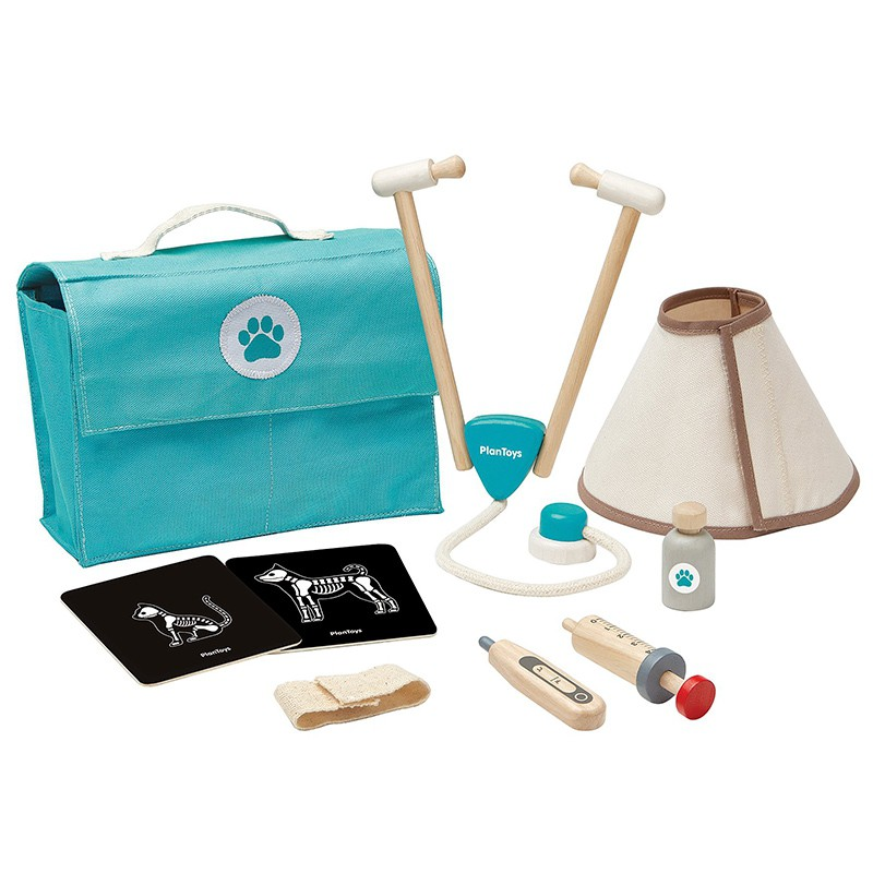 Imagen de Maletín de veterinario Plan Toys