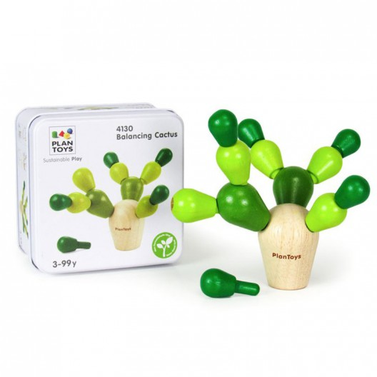 Imagen de Mini cactus Plan Toys