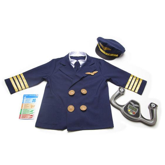 Imagen de Disfraz piloto avión