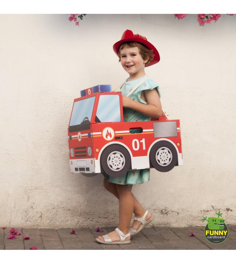 Imagen de Camión de Bomberos
