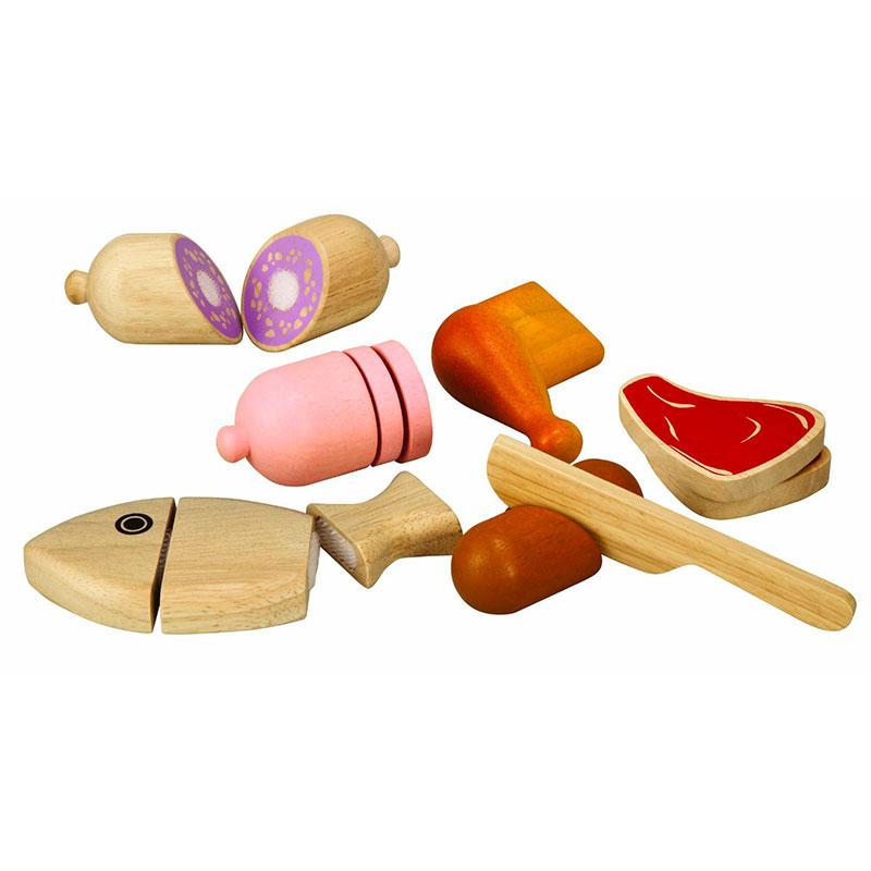 Imagen de Carnes y pescados de Plan Toys