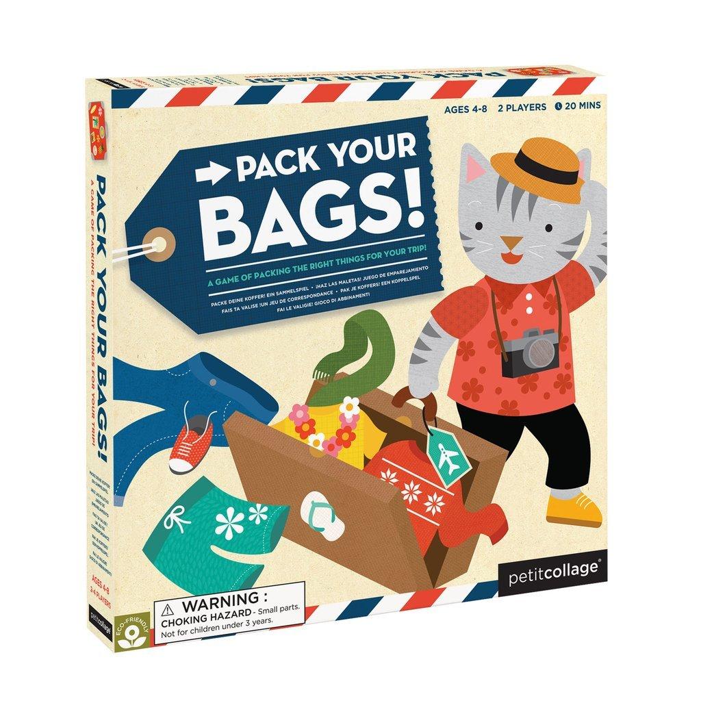 Imagen de Juego de Mesa Pack Your Bags