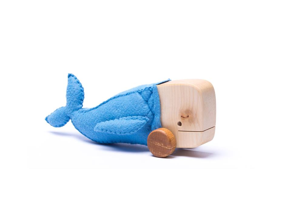 Imagen de Arrastre Balena