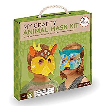 Img Galeria Kit de Máscaras de Animales Petit Collage