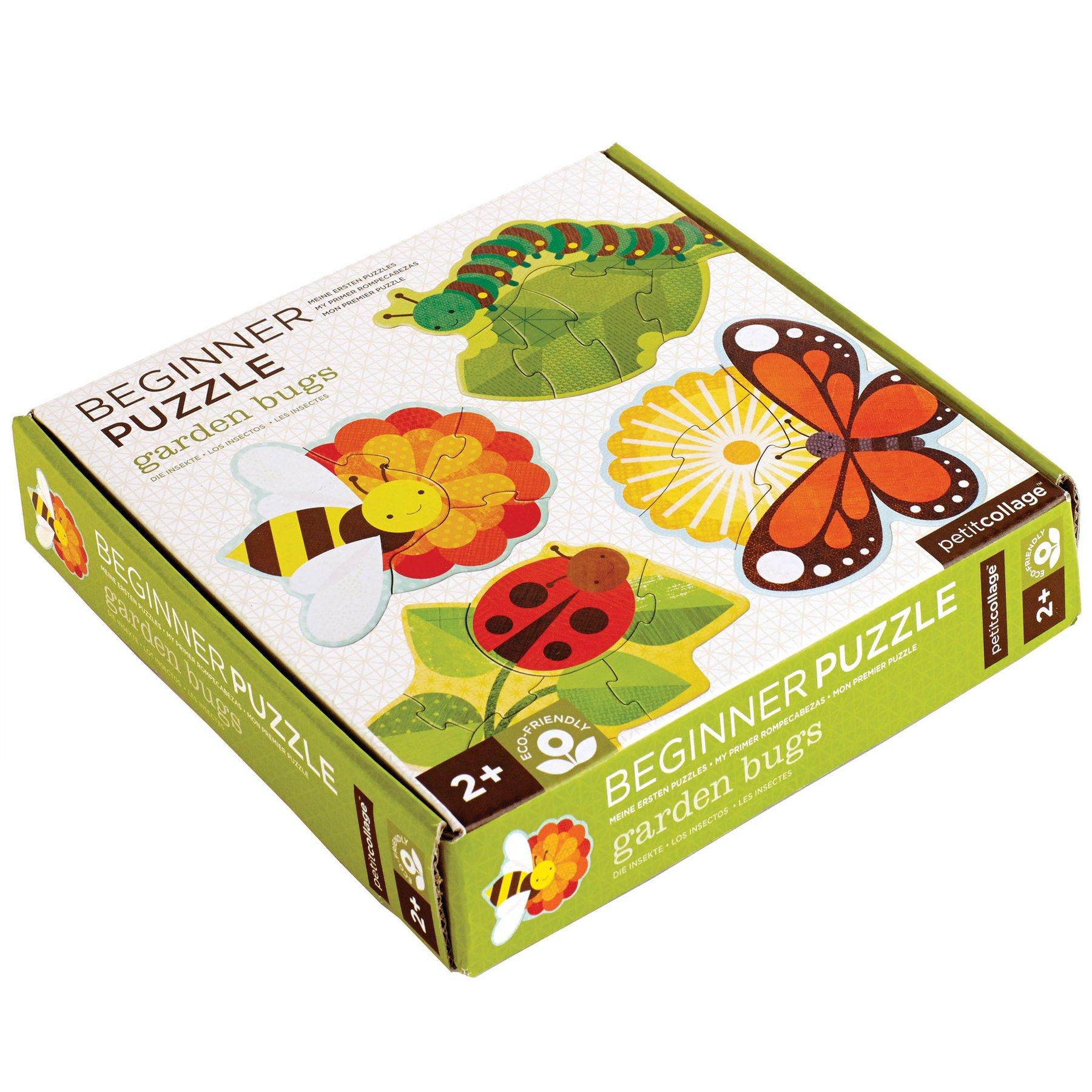 Imagen de Puzzle evolutivo los insectos
