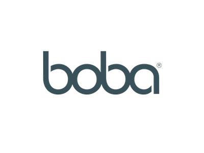 Logotipo de Boba