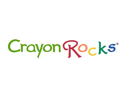Logotipo de Crayon Rocks