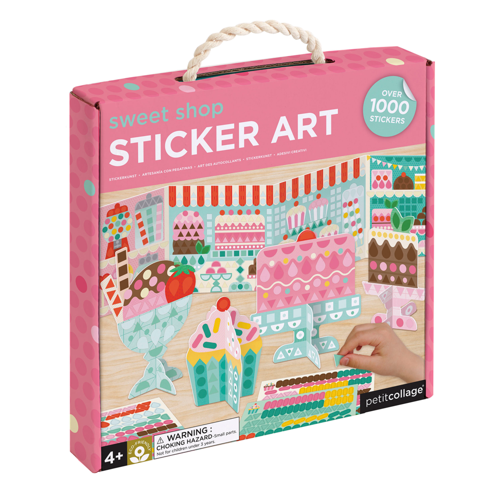 Img Galeria Sticker Art Sweet Shop