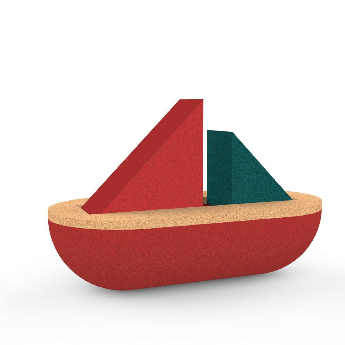 Imagen de Barco de corcho ELOU